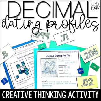 Valentine's Day Math: Decimal Activity