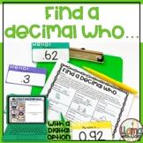 Decimal Activity Interactive Printable or Digital