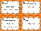 Adding Decimals & Subtracting Decimals Task Cards