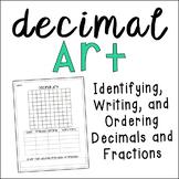 Decimal Art Activity