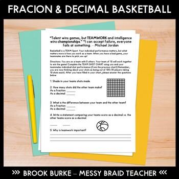 Decimal Basketball