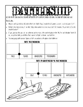 Decimal Battleship