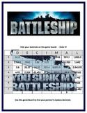 Decimal Battleship Math Center