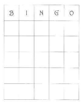 Decimal Bingo ~ Addition and Subtraction