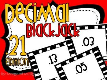 Decimal Blackjack .21 Edition