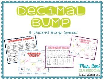 Decimal Bump