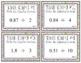 Decimal Bundle--Addition, Subtraction, Multiplication and Division Task Cards