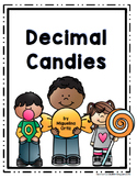 Decimal Candies:  Working with Decimals