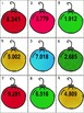 Decimal Cards Holiday Theme