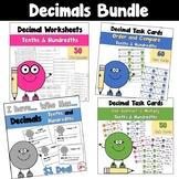 Decimals using Tenths and Hundredths