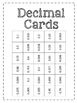 Decimal Compare_A Board Game