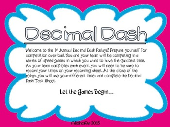 Decimal Dash