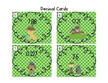 Decimal Detective
