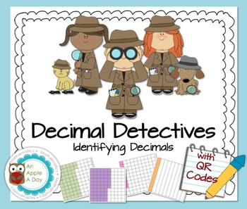 Decimal Detectives: A File Folder Game on Decimals