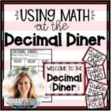 Decimal Diner: Multiplying Decimals