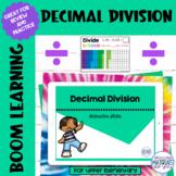 Decimal Division   Boom Learning℠
