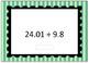 Decimal Division Digital Boom Card 4 Deck Differentiation Bundle (Open Ended)