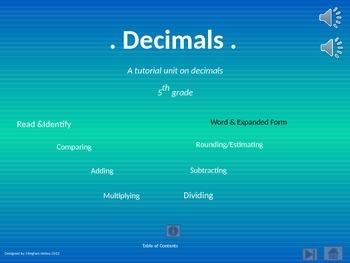 Decimal Ebook 5.NBT.3ab & 5.NBT.7