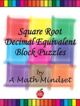 Decimal Equivalent of Square Root Puzzle