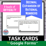 Decimal Expansion of Rational Numbers Digital Distance Lea