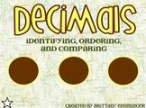 Decimal Flipchart: Identifying, Ordering, and Comparing