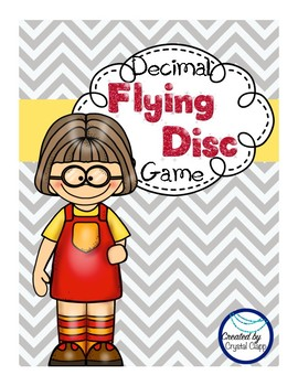 Decimal Flying Disc Game