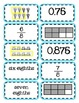 Decimal-Fraction Cards