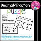 Decimal Fractions Puzzles