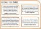 Decimal Fractions To Decimals - Task Cards - 4th Grade (4.NF.6)