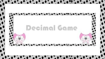 Decimal Game