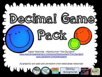 Decimal Games Bundle - Amazing Value!!!