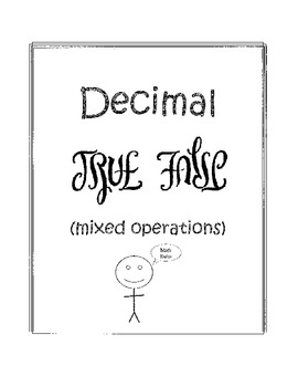 Decimal Games (bundle)