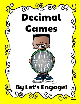 Decimal Games for Math Stations
