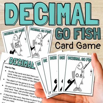 Decimal Go Fish