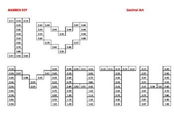 Decimal Grid Puzzle