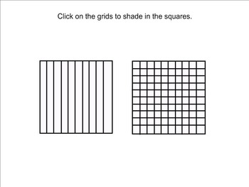 Satisfactory image pertaining to printable hundredths grids