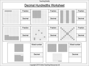 Decimal Hundredths