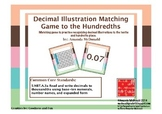 Decimal Illustration Matching Game