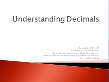 Decimal Instruction, Guided Practice, and Assessment