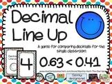 Decimal Line Up