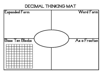 Decimal Mat