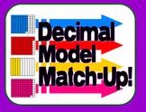 Decimal Models - Match-Up Game