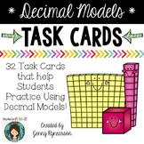 Decimal Models Task Cards! #Ringin2018 #Celebrate2018