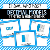 Decimal Models - Tenths and Hundredths Game
