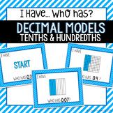 Decimal Models - Tenths and Hundredths Game
