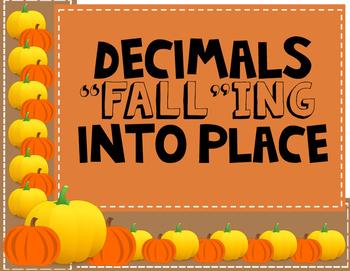 Decimal Multiplication/Division Review