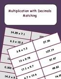 Decimal Multiplication Matching