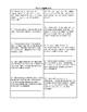 Decimal Multiplication Pretest and Test