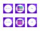 Decimal Multiplication: Tenth x Tenth Model Matching 25-pack