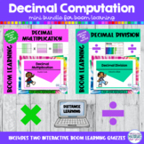 Decimal Multiplication and Division   Boom Learning℠